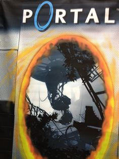 While not my exact mental image, this is basic idea of how I envision Adne's portals.