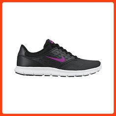 3a1fc79b3909 Nike Women s Orive NM Running Shoe Black White Fuchsia Flash 9.5