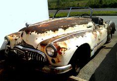 Rat Rod Buick 2 sm