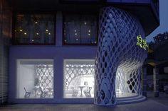 Romanticism 2 in Hangzhou by SAKO Architects