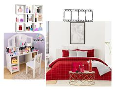 """melisa room"" by melisa-44 ❤ liked on Polyvore featuring interior, interiors, interior design, home, home decor, interior decorating, Lacoste, S'well, Rituals and KidKraft"