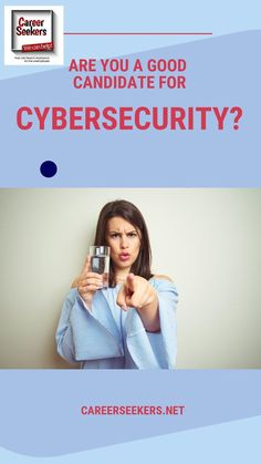 Are you a good candidate for cybersecurity? How do you know if you really have what it takes to succeed in this competitive industry? If you're thinking about a career in cybersecurity, this post is for you. #jobhunting #career #career transition #cybersecurity