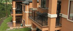 Falcon Railing is a leading manufacturer and distributor of aluminum railing systems for residential and commercial applications. Our patented topless glass railing design allows you to experience the most beautiful and enjoyable view you can ever imagine. For over 8 years we have offered an extensive line of aluminum railing systems, aluminum gates and other fabricated aluminum products. #Falconrailing #Glassrailings #Aluminiumrailings