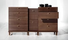 Dimitri Chest of Drawers made in Italy by Opera Contemporary. Available exclusively at Sarsfield Brooke Ltd. Chest Of Drawers, Dresser, Divider, Contemporary, Design, Furniture, Home Decor, Italy, Bedroom