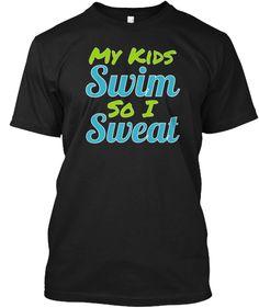 Swim Parents Tee