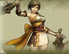 Nene - Samurai Warriors