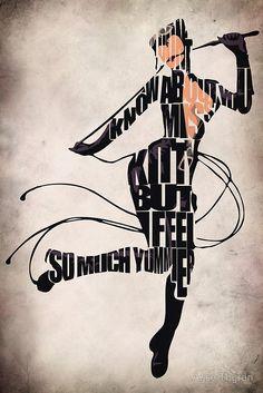 Catwoman by Ayse Toyran