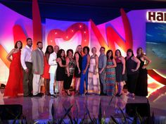 Some of our superstars from the home office at National WOW 2015 in Cancun!