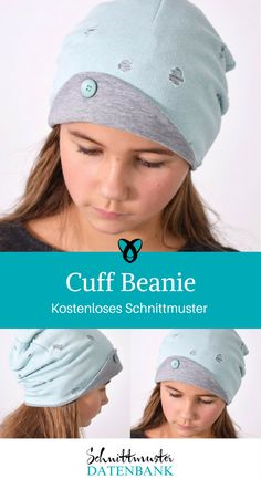 Cuff Beanie No rating yet. Sewing Cuff Beanie Hat for Adult Sewing Patterns for the Head Free Sewing Pattern Free Sewing Instructions Sewing Projects For Kids, Sewing For Kids, Sewing Ideas, Sewing Tutorials, Motifs Beanie, Bikinis Crochet, Knitted Hats Kids, Diy Mode, Crochet Beanie Pattern