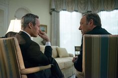 Michel Gill Kevin Spacey House of Cards