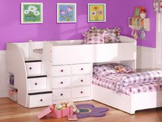Bunk beds for Toddlers-Kids