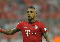 Welcome to sportmasta's Blog.: Vidal putting friendships on hold
