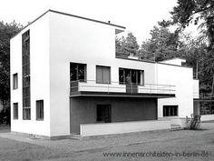 Wassily Kandinsky – Bauhaus – The Bauhaus – Ansicht Bauhaus Interior, Bauhaus Design, Bauhaus Style, Walter Gropius, Wassily Kandinsky, Architecture Details, Interior Architecture, International Style Architecture, Streamline Moderne