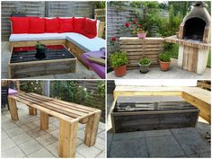 #PalletLounge, #PalletPlanter, #PalletSofa, #PalletTable, #RecycledPallet, #RepurposedPallet