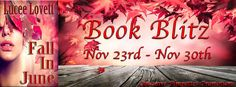 JB's Book Obsession : Book Blitz: Fall In June by Lucee Lovett
