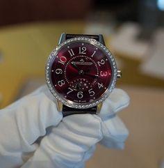Jaeger-LeCoultre [NEW] Rendez-Vous Automatic Ladies Watch Q3448460 (Retail:HK$106,000) ~ JULY SPECIAL: HK$75,000.