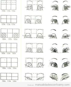ojos y caras on Pinterest | Peachy Keen Stamps, Manualidades and ...