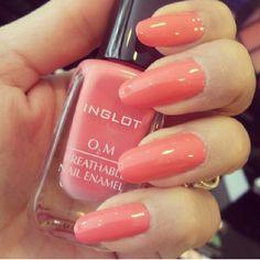 Inglot nail polish 684