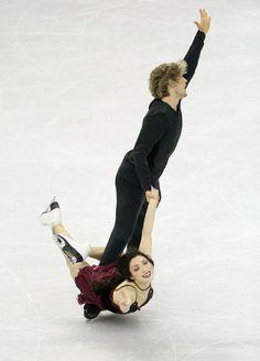2013 ISU World Figure Skating Championships Charlie White & Meryl Davis