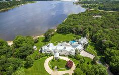 Burnt Point, waterfront property, The Hamptons NY | Finest Residences