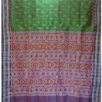 OSS504: pure silk handloom sarees