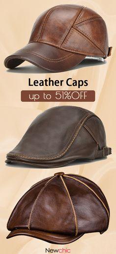 89643d588 Classic, vintage, fashion leather caps. #fashion #vintage #classic #cap