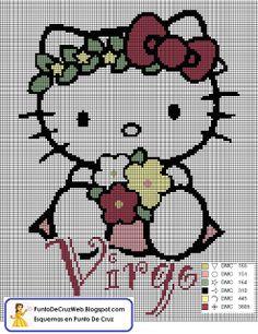 Hello Kitty Horóscopo Virgo