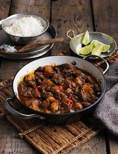 Beef massaman curry - Sainsbury's Magazine