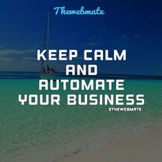 Do you know what automation is? Automation is autopilot for business. It means that your business work for you. You don't necessary need an established and big company to do that. Your goal is to work the less possible and get the highest possible financial return. You can start with a blog email marketing automation and a product. Easy?  Check out the link in bio and see how Instagram can help you in this process.  SEE LINK IN BIO  by thewebmate
