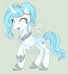 Princess Snowbell by Celestial-Unicorn just took her so she TAKEN