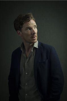 Benedict Cumberbatch for TIMEOUT.