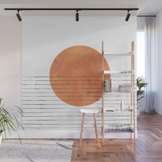 Buy Abstract sun Wall Mural by whalesway. Worldwide shipping available at Society6.com. Just one of millions of high quality products available.