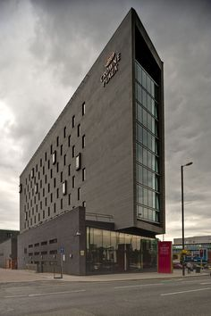 Manchester's Crowne Plaza takes the award for 'Best Large Hotel'...