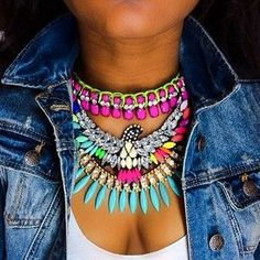 Party In Pheonix Necklace. Facebook: The Dusty Rose Boutique. Instagram: The Dusty Rose Boutique