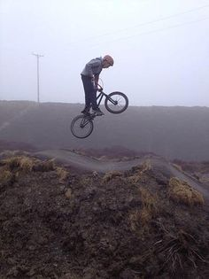 A new BMX & MTB track has been built at the World Heritage Site!
