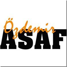 Özdemir Asaf - Özdemir Asaf - Kendin Tasarla - HDF Magnet 8x8cm
