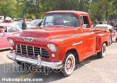 55 chevy..anther thing he would love to have.