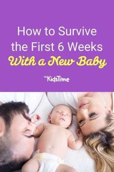 How to Survive the First 6 Weeks with New Baby New Parent Advice, Parenting Advice, Natural Parenting, Foster Parenting, Mom Advice, First Pregnancy, Pregnancy Tips, Pregnancy Health, Early Pregnancy