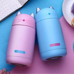 Cheap bottle red bottle white, Buy Quality bottle roller directly from China flask Suppliers: Thermos Cup Cartoon Cat Thermo Mug Drinkware Kids Water Bottle Stainless Steel Child Vacuum Flask cup Tumbler leak-proof Tumbler Travel Water Bottle, Flask Water Bottle, Cute Water Bottles, Glass Bottle, Coffee Flask, Mr Cat, Thermal Flask, Stainless Water Bottle, Travel Accessories