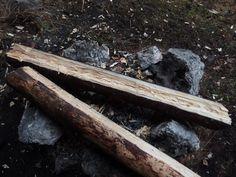 Fínsky oheň – Rakovalkea | SKW Bushcraft