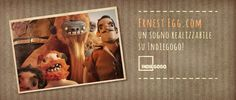 Ernest Egg su Indiegogo da libro illustrato a corto in stop motion | Bloggokin.it