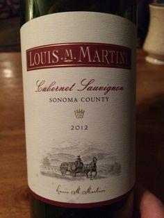 Louis M Martini