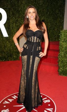 Sofia Vergara Red Carpet Style - Sofia Vergara Fashion Pictures