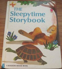 Have one to sell? Sell it yourself  The Sleepytime Storybook 1962 J.P. Miller Vintage Picture Book for Children