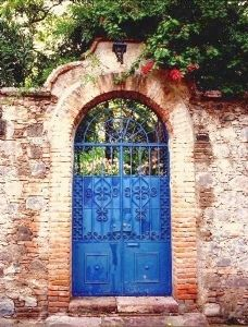 Puertas, San Miguel de Allende, Guanajuato, México