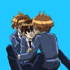 Colégio Ouran Host Club, Host Club Anime, Anime Couples Drawings, Cute Anime Couples, Hetalia America, Ouran Highschool, High School Host Club, Cute Art Styles, Fan Art