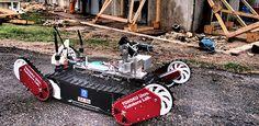 Feature Highlights- Robo Rescue! | Tohoku University Global Site