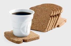 Perfecto para desayunar, aunque será mejor que no pruebes bocado, ¡solo bebe el café! | #paratorpes #gadgets #cocina