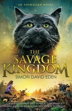 If you're a fan of the Warrior series by Erin Hunter, you will love The Savage Kingdom.