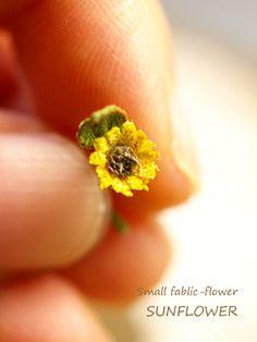 fablic flower
